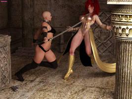 Dangerous Crypt 3 by DreamCandice