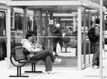 Bus stop, bus stop.. by GuitarElph