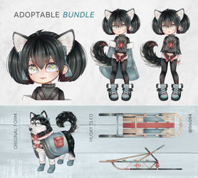 [OPEN] [POINTS AND CASH] Adoptable: Gi (Husky) by fnv094
