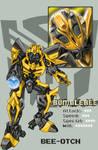 Bumblebee Pixel I.D. by D34tHn0Te