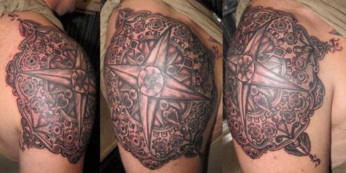 compass by Doctah-Jones