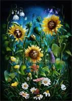Flower Power by jeshannon