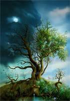 Garden of Apples by jeshannon