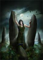 Morgana Le Fay by jeshannon