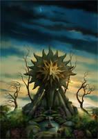 Sun Stone by jeshannon
