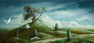 The Faerie Tree by jeshannon