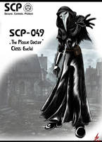 SCP-049 by ValeoCrow