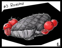 Inctober - 3 - roasted by ValeoCrow