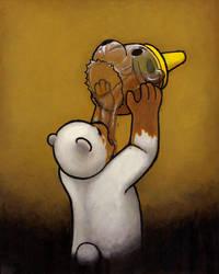 Honey Bear by lukechueh