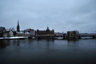 Stockholm by Kemaru