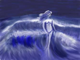 Maiden of the Sea by nizo