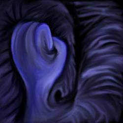 Blue Vortex by nizo