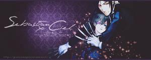 Signature Sebastian x Ciel by Alix89