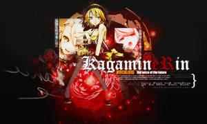 Signature Kagamine Rin by Alix89