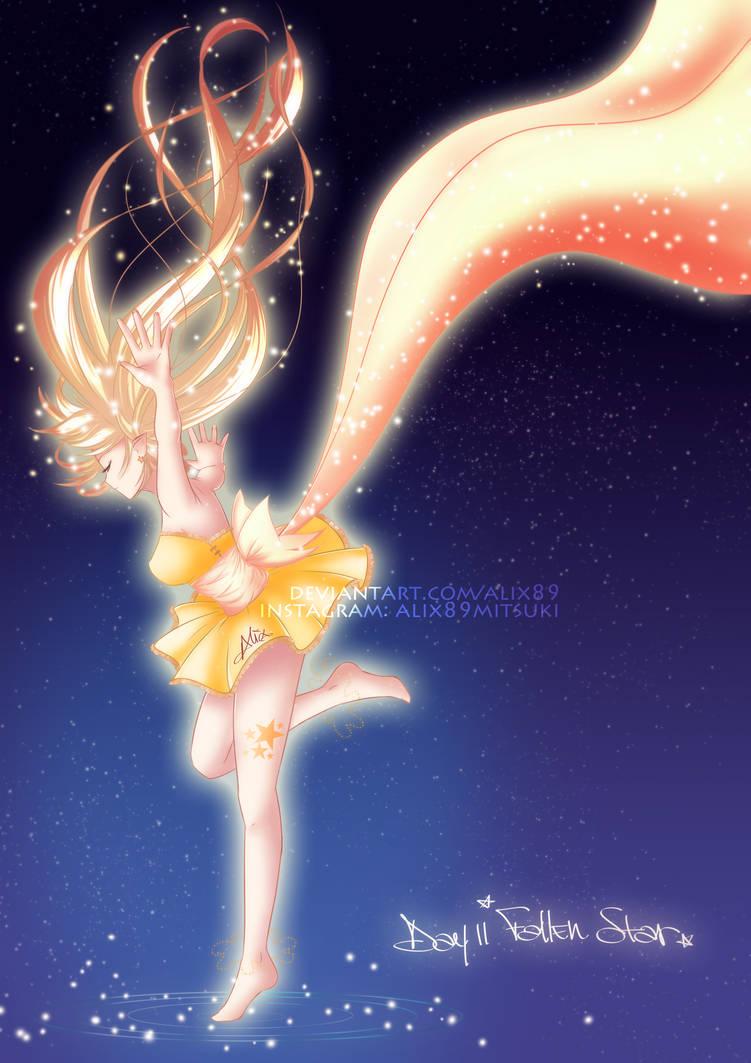 Fallen Star by Alix89