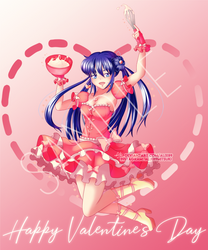 Mitsuki Happy Valentine's Day by Alix89