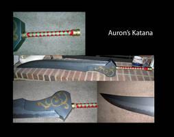 Auron's Katana by Samletbird