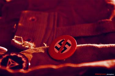 i hate nazism by meezami