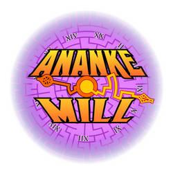 Ananke Mill logo by Naeddyr