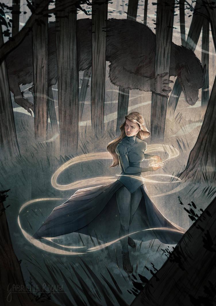 The flame keeper by gabrielleragusi