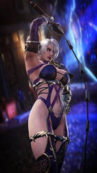 Ivy Valentine ~ It's Been a While by skytoast
