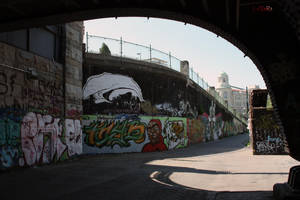 Vienna Graffiti - two by LexartPhotos