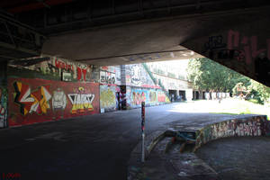 Vienna Graffiti - four by LexartPhotos
