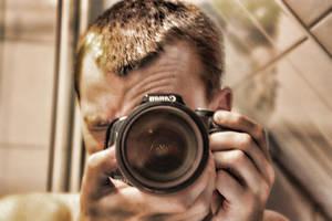Selfportrait by LexartPhotos