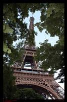 Eiffel Tower I by LexartPhotos