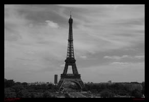 Eiffel Tower IV by LexartPhotos