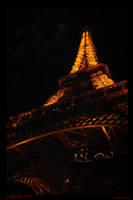 Eiffel Tower V by LexartPhotos