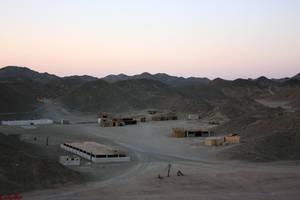 village in the desert by LexartPhotos