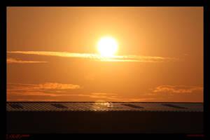 sunset in vienna 3 by LexartPhotos