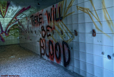 There will be Blood  #2 by LexartPhotos