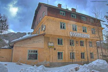 Schutzhaus S. by LexartPhotos
