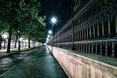 Shining Path by LexartPhotos