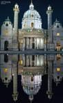 Karlskirche #1 by LexartPhotos