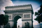 arc de triomphe by LexartPhotos