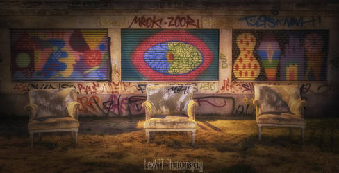 choose your chair by LexartPhotos