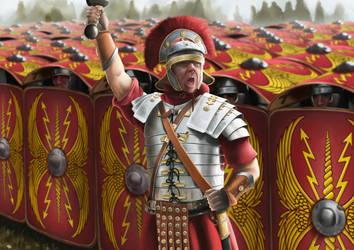 Centurion by Nuberoja