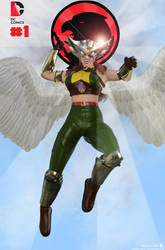 HawkGirl by CMKook-24601