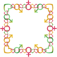 Square Frame Tropical 10 by happyare