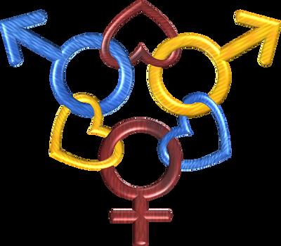 Circle 6 Trek genders1 by happyare