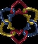 Circle 6 Trek hearts2 by happyare