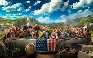 Far Cry 5 Wallpaper by leonrock84