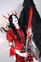King of Hell LUCIFER by LuciuS-Akechi