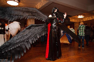 Angel Sanctuary - Lucifer powerful angel of death by LuciuS-Akechi