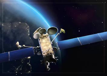 Satellite by seiyaogawara