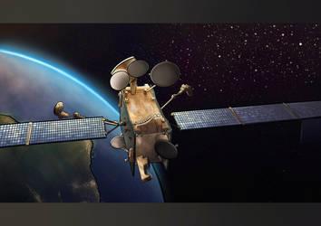 Satellite SES-14 by seiyaogawara