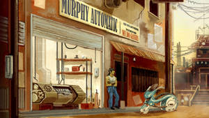 Murphy's Auto by crumblygumbly